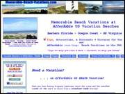 To Memorable-Beach-Vacations Home pg - From Distant Beaches: Secluded Beach Vacations page