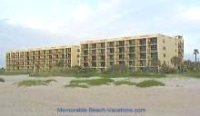 Ocean Landings Time Share Resort - Oceanfront Carribean & Dream Buildings - Cocoa Beach Florida