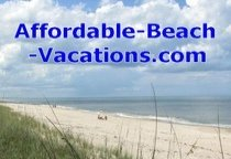 Affordable Beach Vacations page at Facebook