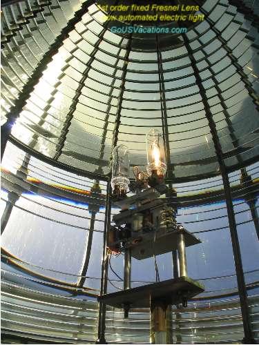 1st order Fresnel Lens - Oregon Lighthouse