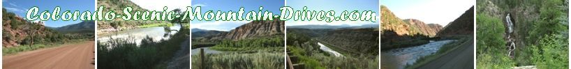 To new Colorado Scenic Mountain Drives Site