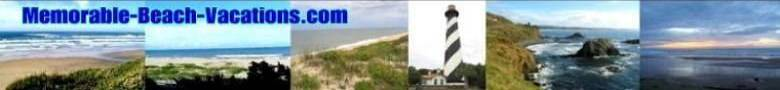To Memorable-Beach-Vacations.com Home pg - Eastern Florida, Coastal Oregon, and SE Virginia Vacation Beaches Travel Planning Guide