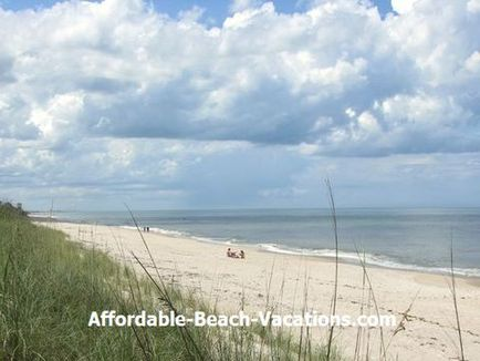 Affordable beach vacations attractions in the us for Cheap us beach vacations