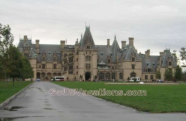 Biltmore Mansion - Asheville, North Carolina