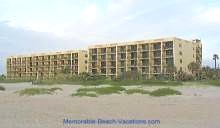 Ocean Landings Time Share Resort - Oceanfront Carribean & Dream Buildings - Cocoa Beach Florida