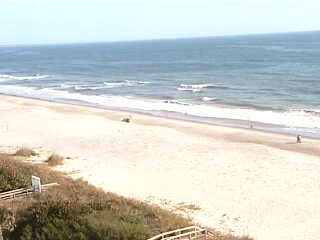 From Cocoa Beach Web Cam Snapshot