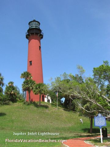 Jupiter Inlet Lighthouse - Jupiter Inlet, Florida