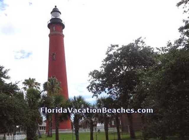Ponce De Leon Lighthouse - Tallest Florida Lighthouse