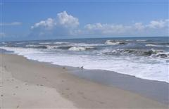 Florida East Coast Beaches - Atlantic Ocean Waves