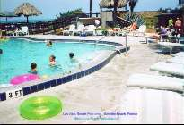 Las Olas Resort Pool Area - Satellite Beach Florida