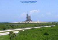 Kennedy Space Center Launch Pad