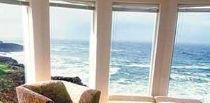 WorldMark Depoe Bay Time Share Resort - Ocean View from Living Room