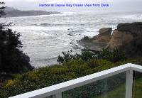 Harbor at Depoe Bay Time Share Resort - Oregon Coast Beach Rentals Resort