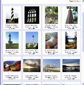 To High Resolution Photo Preview page of pictures on our 4 USVacation Guide Sites - opens new window