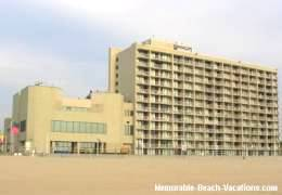 Beach Quarters at the Clarion Resort - Oceanfront Virginia Beach Time Share Resort
