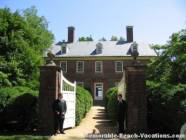 Berkley Historic Plantation - They had a wedding party that day - Near Virginia Beach Attraction