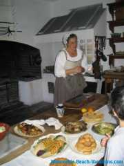 Colonial Williamsbury Kitchen - Near Virginia Beach Attraction Picture