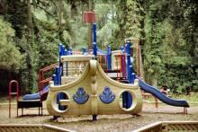 First Landing State Park playground