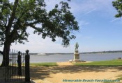 Jamestown Original Colony - Historic Jamestown - Captain John Smith Statue - Virginia Beach Attraction II page
