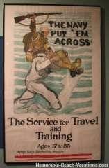 Virginia War Museum Poster