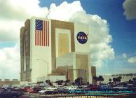NASA Space Shuttle Maintenance Building - Florida Cocoa Beaches Info Page