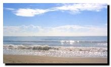 Cocoa Beach Florida - Ocean Landings Resort - Atlantic Ocean