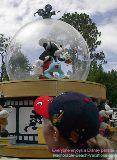 Disney World Parade - Mickey Mouse - Florida Vacation Beaches Guide Books page