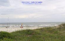 Crescent Beach - St Augustine Florida Beaches