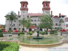 Florida Vacation Beaches - Florida St. Augustine Attractions Vacation Day Trip page