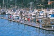 Embarcadero Resort - Pier view