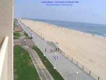 Virginia Beach Boardwalk - Weekend Getaway Vacation