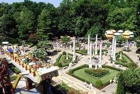 Busch Gardens - Williamsburg Landscaping