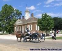 Colonial Williamsburg Carriage Rides - Near Virginia Beach Attraction