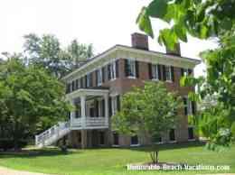 Near Yorktown - Lee Hall Mansion -