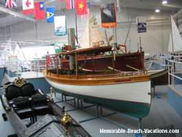 Interesting old boats of all kinds -- even CAST IRON!