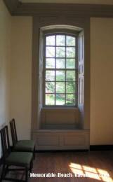 """Yorktown - Nelson House 32"""" thick solid wall"""