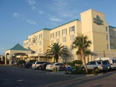 Country Inn and Suites hotel - Cape Canaveral, FL